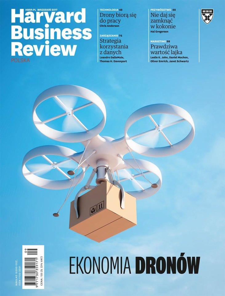 Ekonomia dronów
