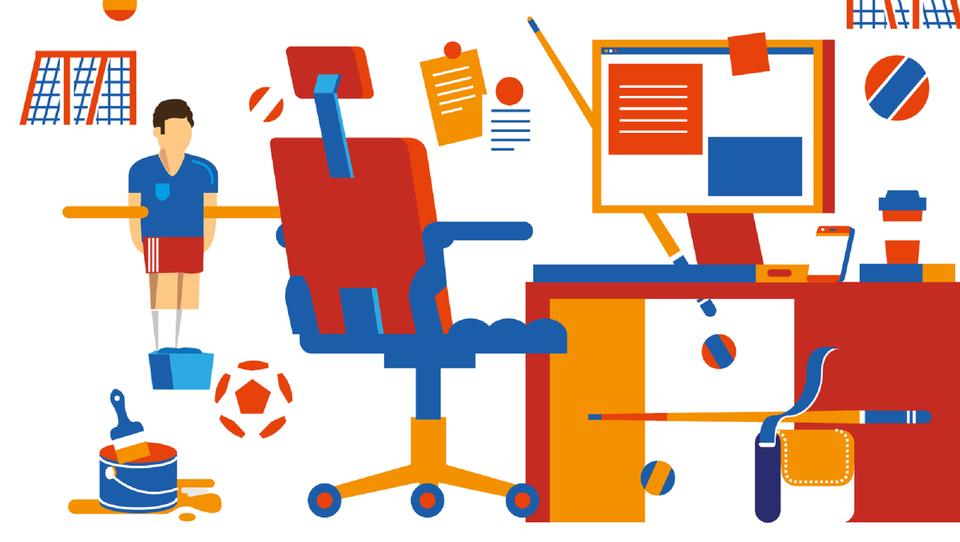 Jak zapanować nad chaosem wmiejscu pracy
