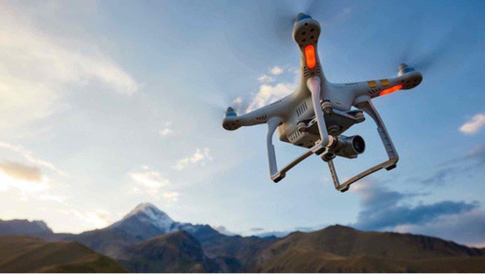 Czy drony to potrafią