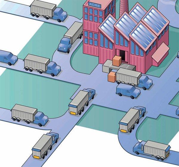 Skuteczna transformacja logistyki