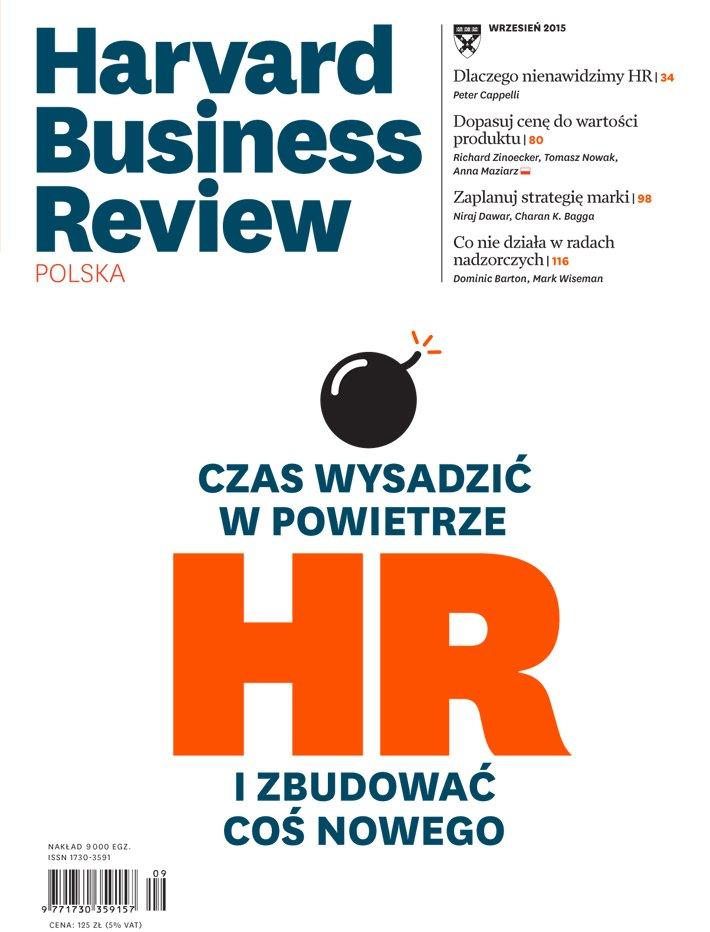 Harvard-Nr-151-wrzesień-2015-Czas wysadzić wpowietrze HR izbudować coś nowego