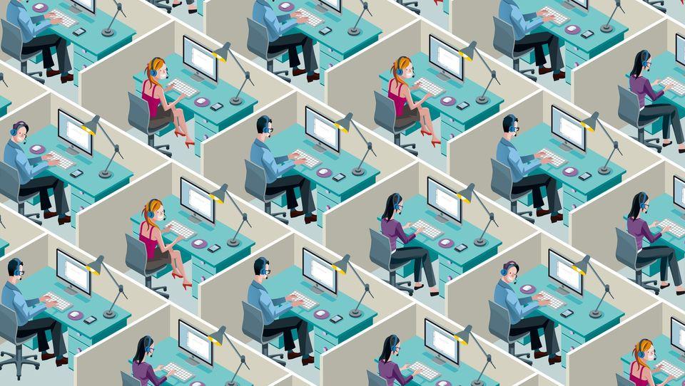 Chcesz być bardziej produktywny? Usiądź obok kogoś takiego