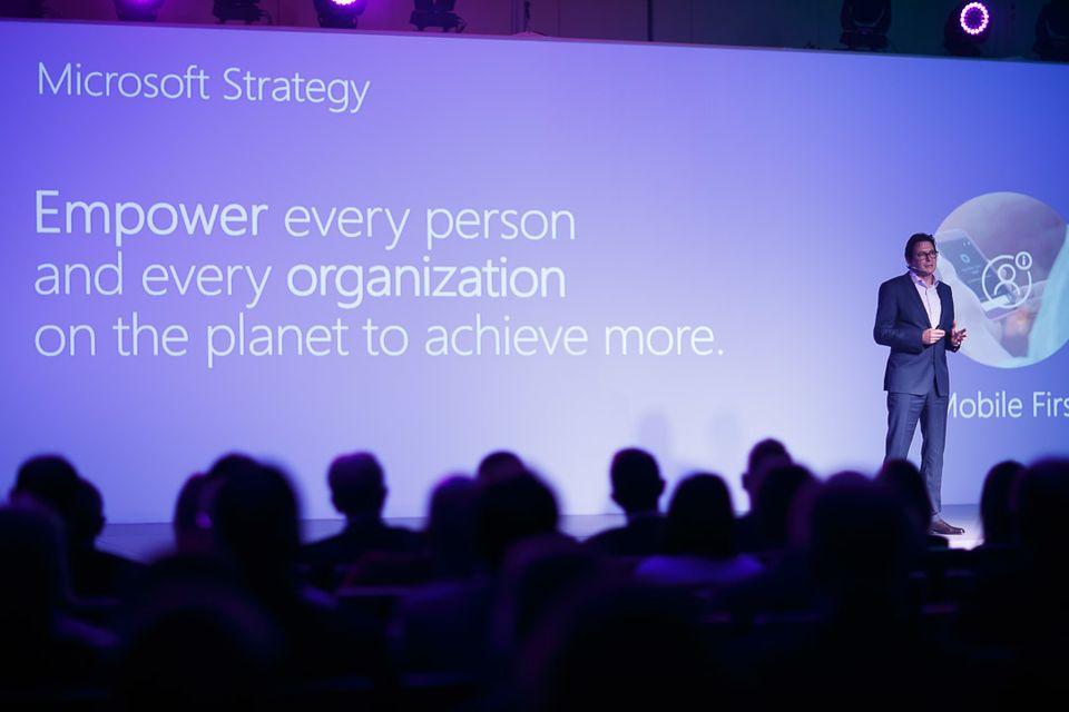 Cyfrowa transformacja polskiego biznesu na celowniku Microsoft Partner Strategy Conference