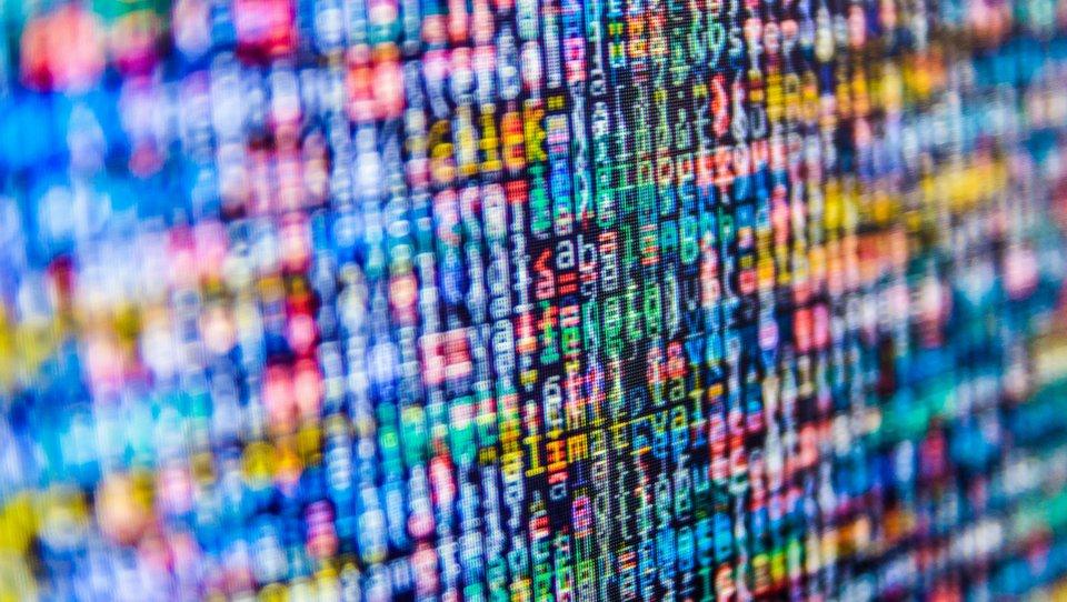Wielki biznes, dużo danych