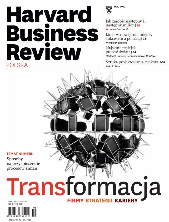 Harvard-Nr-87-maj-2010-Transformacja firmy, strategii, kariery