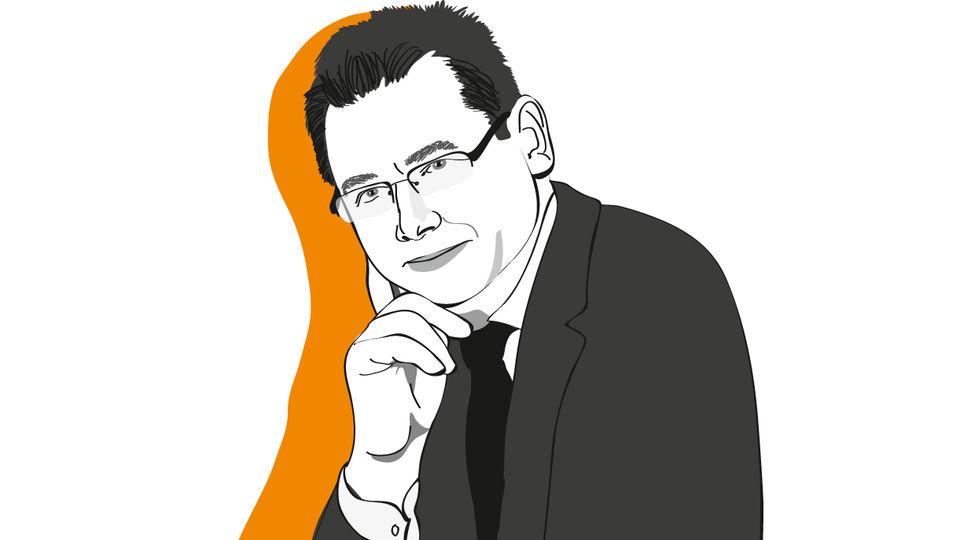 Krzysztof Koszela: Na wodach błękitnego oceanu