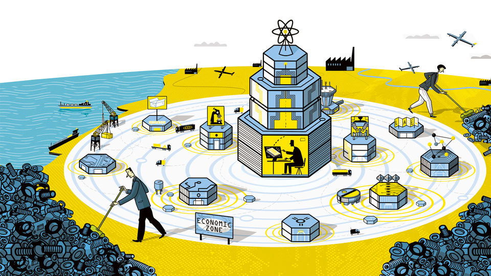 Jak inteligentne produkty zdostępem do sieci zmieniają przedsiębiorstwa