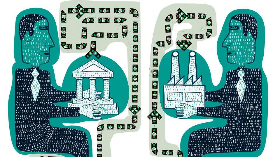 Dwa filary zrównoważonej firmy społecznej