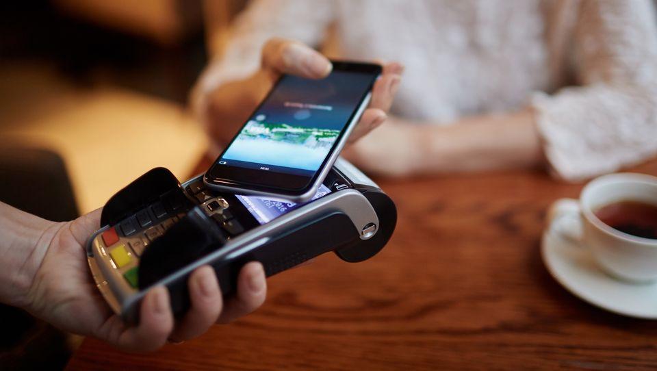To mit, że klienci boją się płatności mobilnych