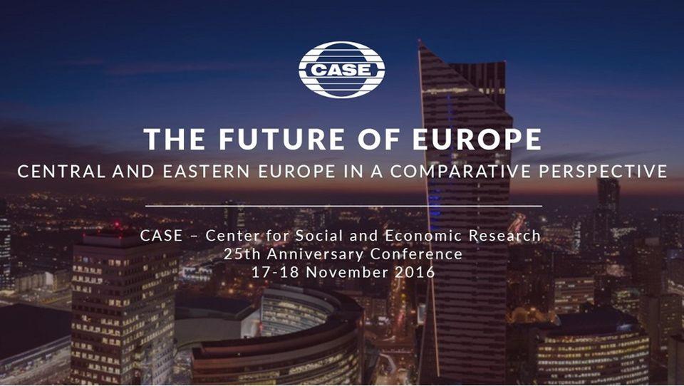 CASE oprzyszłości Europy
