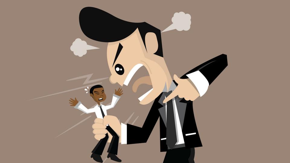 Jak sobie radzić ze złym szefem