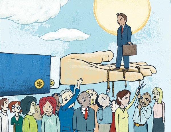 Dlaczego wwarunkach hiperkonkurencji ważni są mentorzy