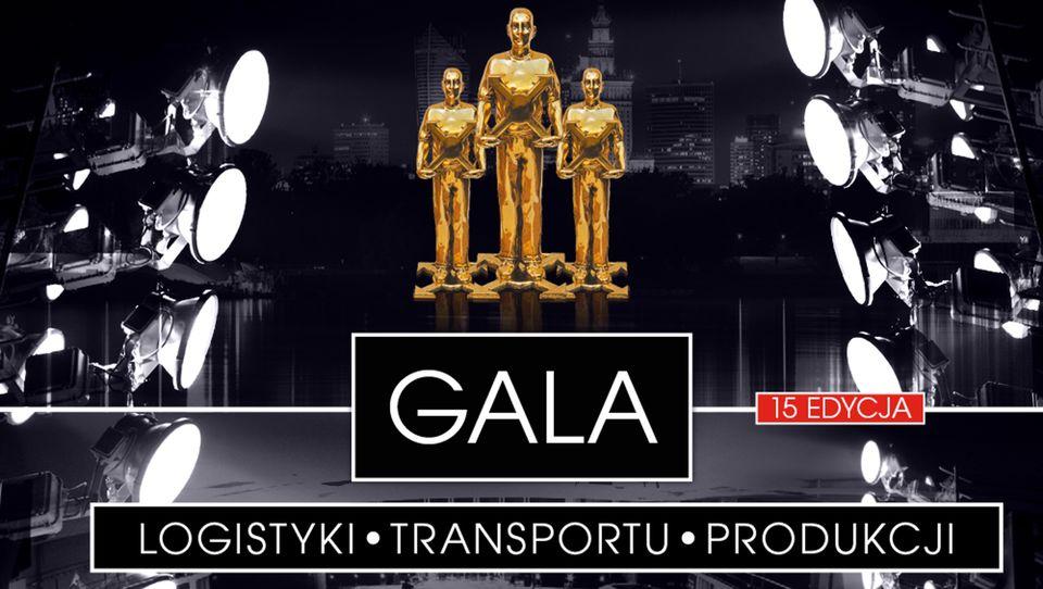 15. edycja Gali Logistyki, Transportu iProdukcji
