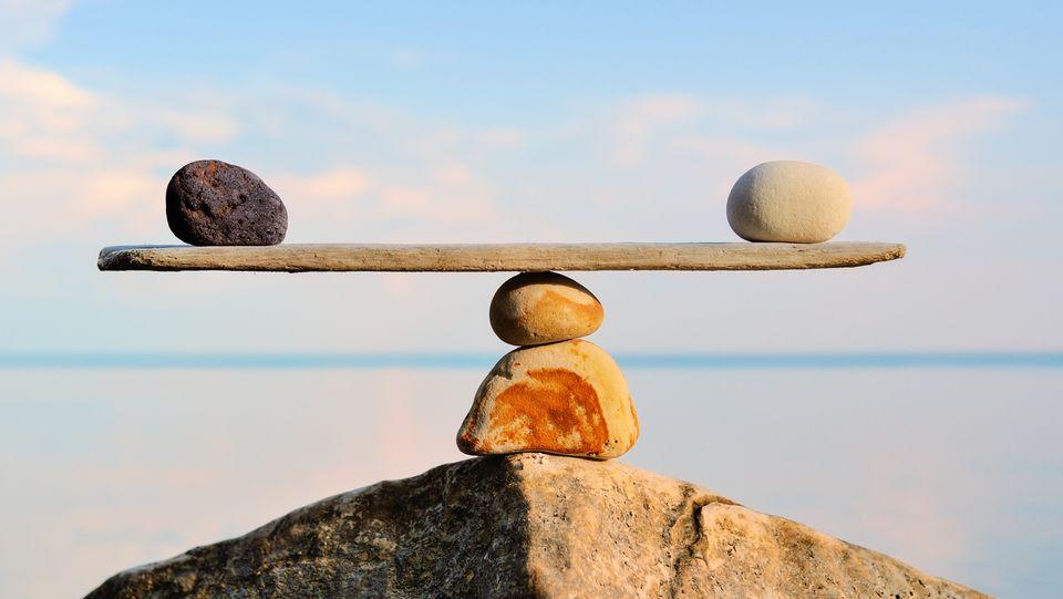 Chcesz równowagi wpracy? Poproś odobrą ocenę wyników