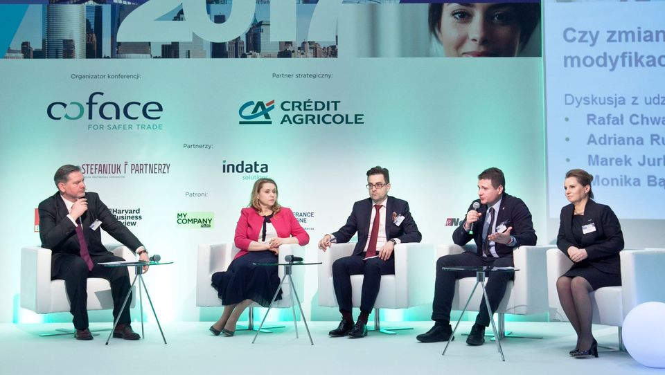 Relacja zkonferencji Coface Country Risk