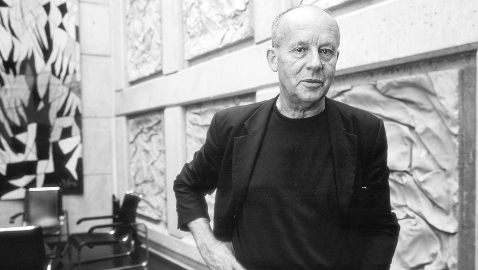 Stanisław Fiszer: skazany na architekturę