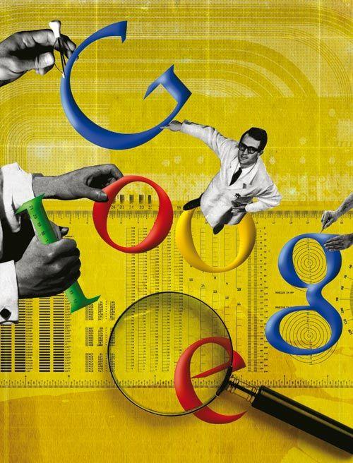 Mechanizm innowacji firmy Google: rozbiór na czynniki pierwsze