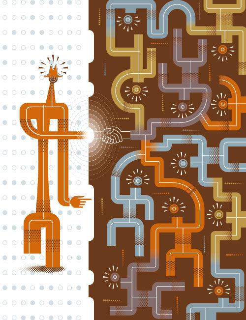 Sieci relacji: klucz do efektywnej sprzedaży