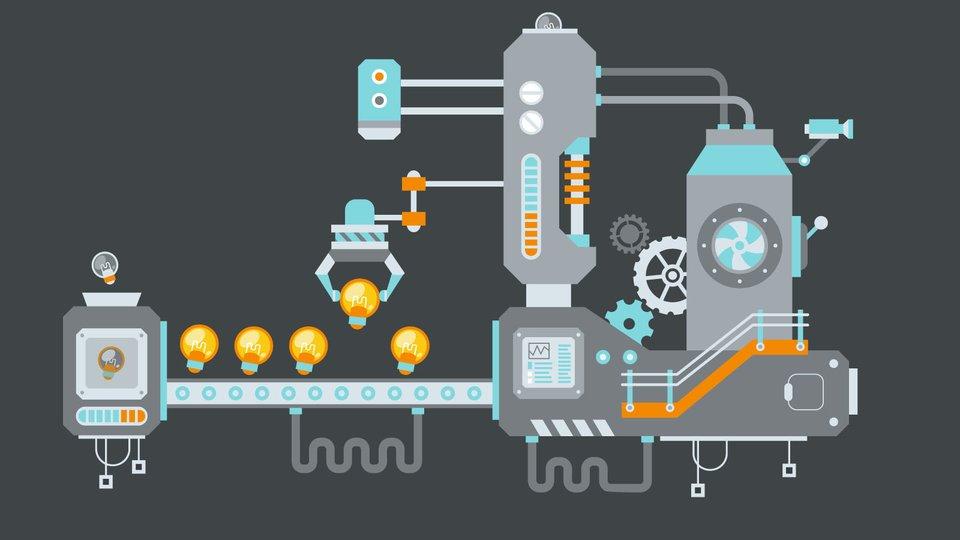 Stwórz machinę innowacyjności