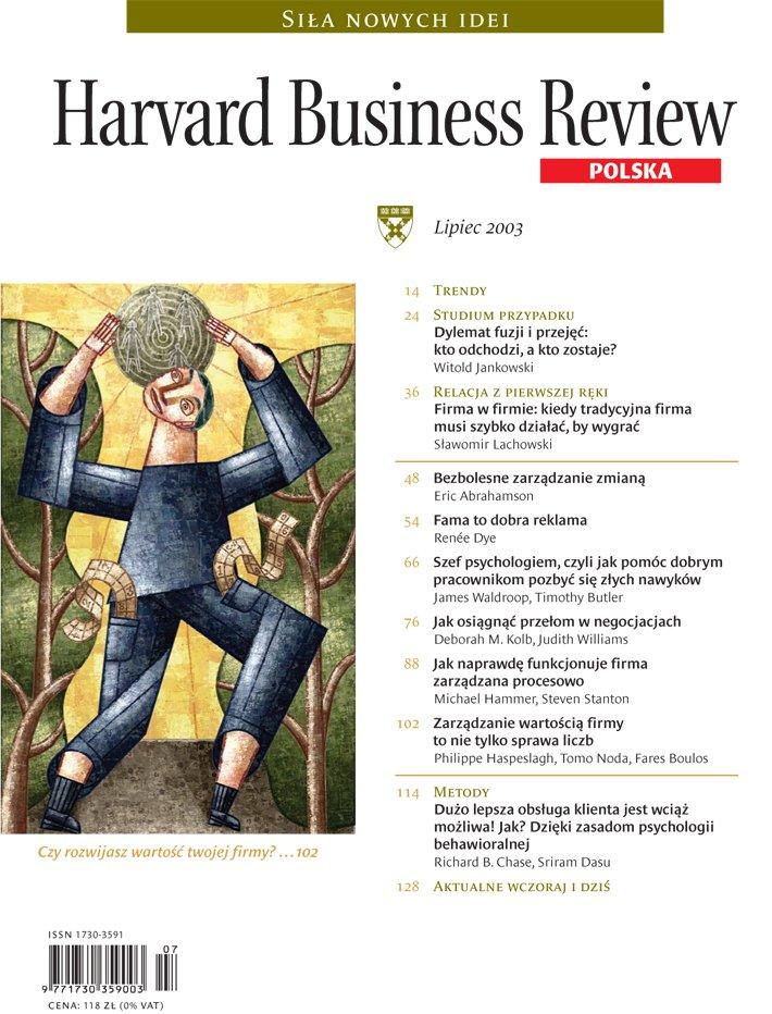 Harvard-Nr-5-lipiec-2003-Czy rozwijasz wartości Twojej firmy?