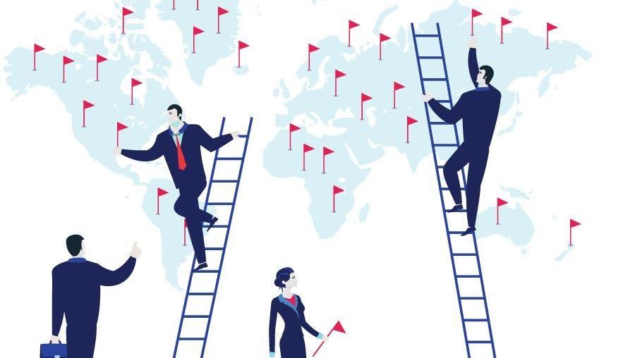 Globalne inwestycje, kiepskie zwroty
