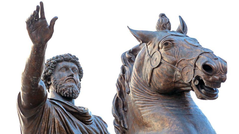 5 lekcji zarządzania od Marka Aureliusza