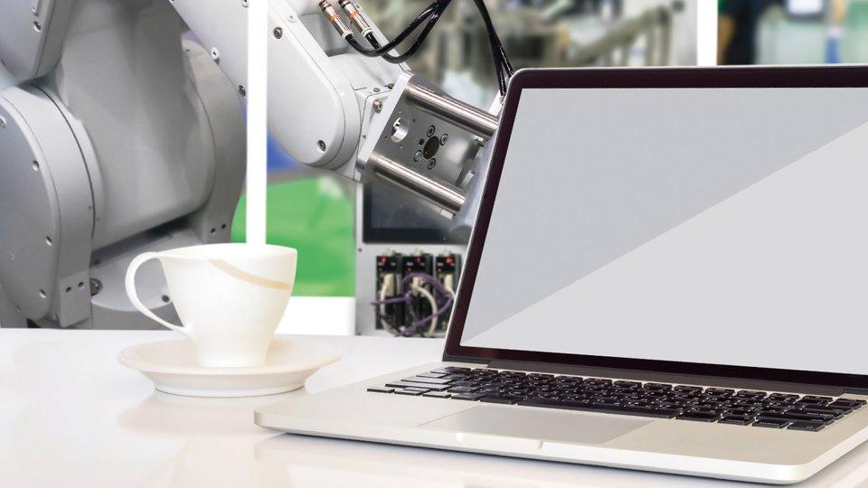 Ponad 70% żmudnych zadań wrękach robotów