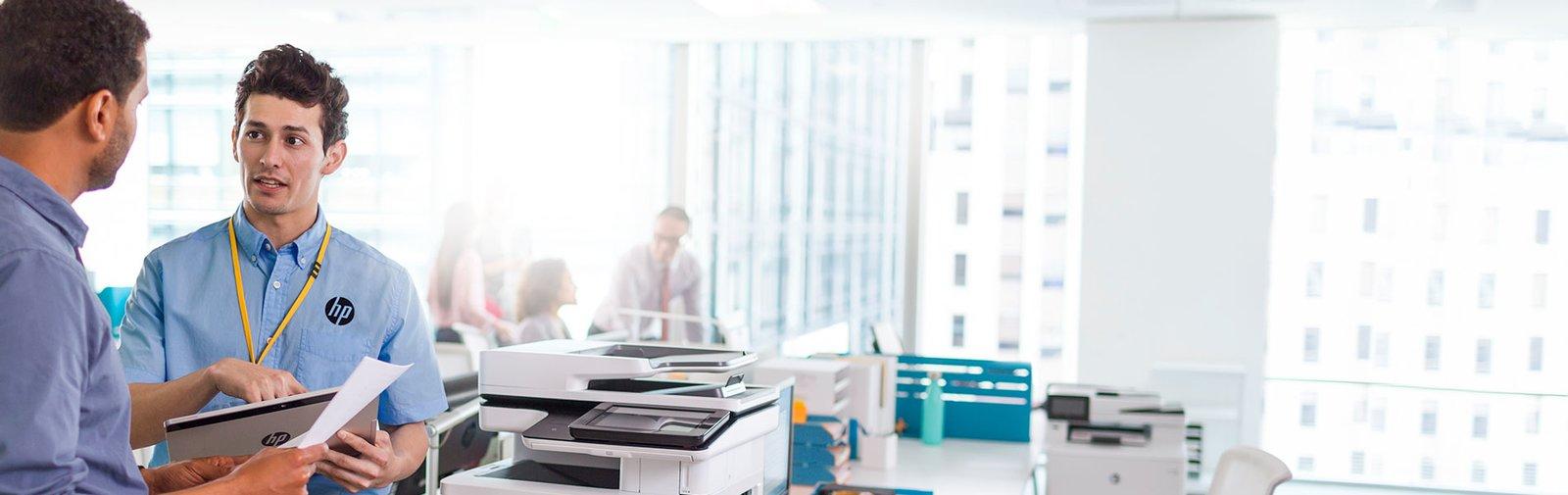 Czy najsłabszym ogniwem bezpieczeństwa twojej firmy jest… drukarka?