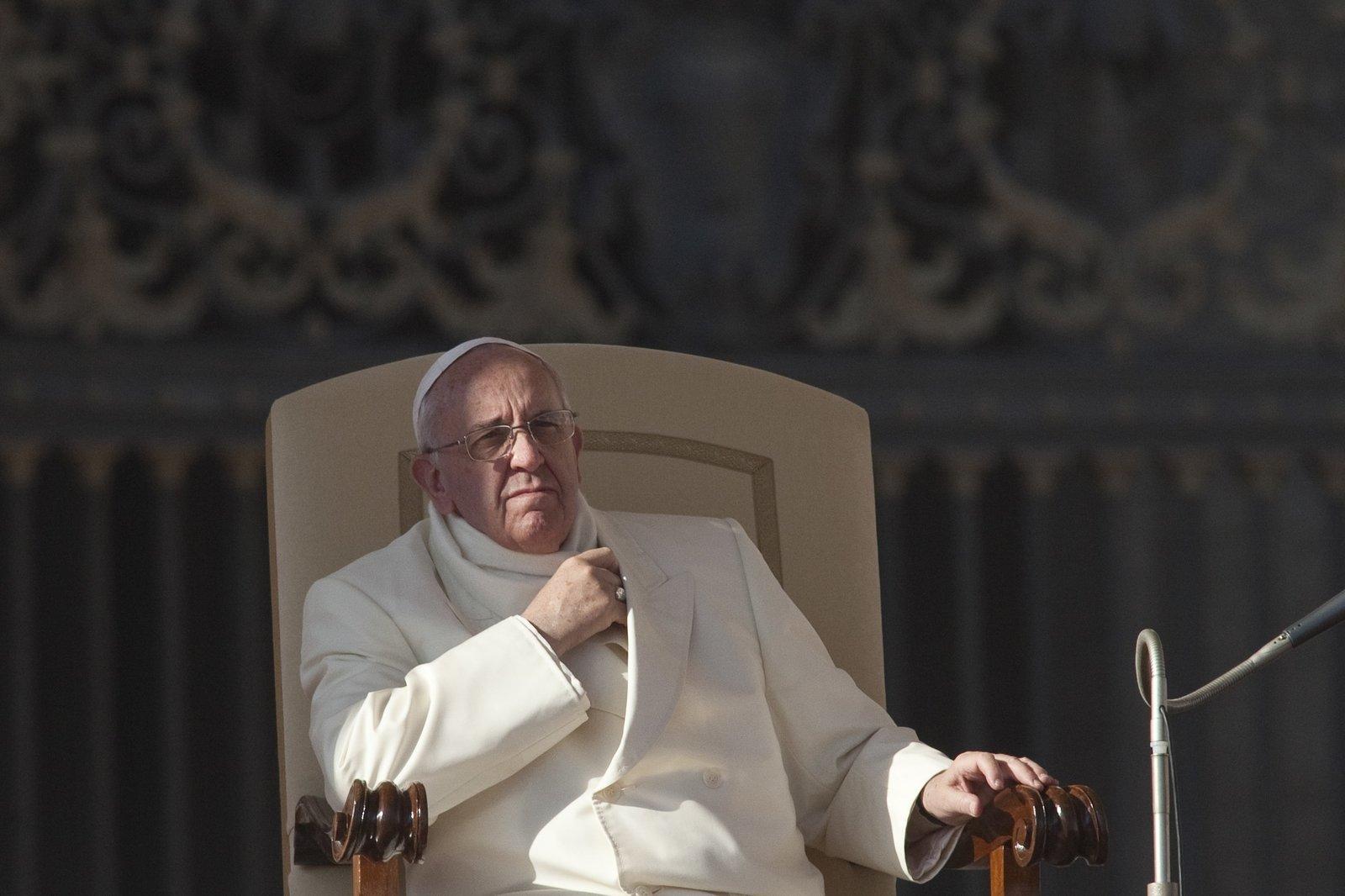 15 chorób przywództwa według papieża Franciszka