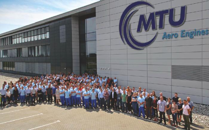 MTU Aero Engines Polska: Obserwujemy, przewidujemy iinicjujemy