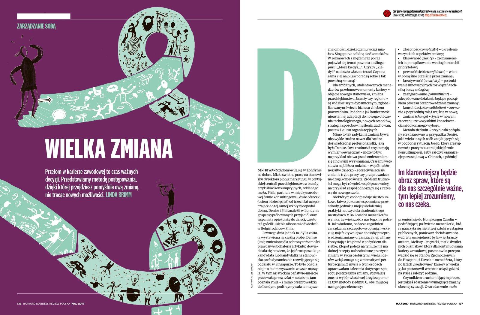 """""""Harvard Business Review Polska"""" wnowej odsłonie"""
