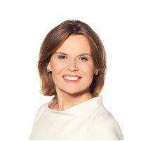 Agnieszka Maciejewska, prezes zarządu Fundacji Liderek Biznesu, dyrektor personalna EY