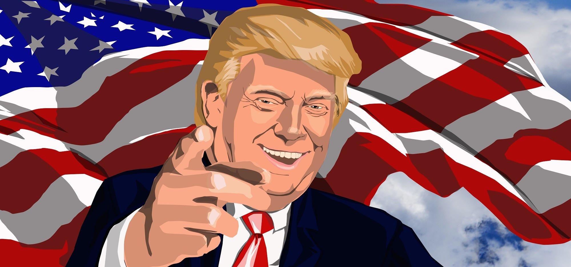 Setki prezesów zabierają głos wczasach Trumpa. Co łączy ich wypowiedzi?