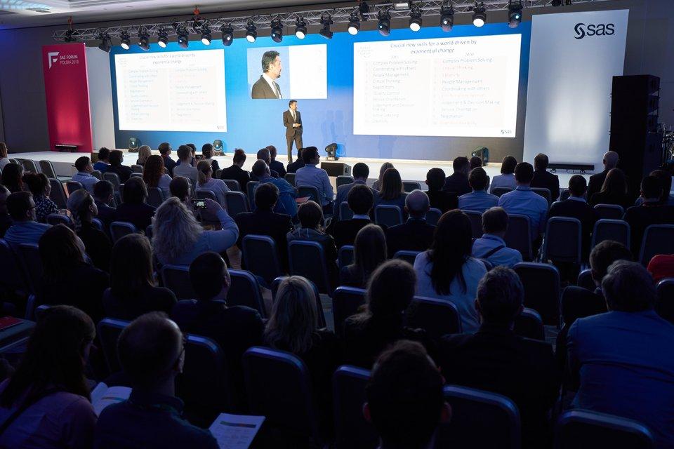 Navigate Change with Analytics – podsumowanie 24. edycji SAS Forum Polska