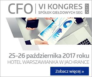 VI Kongres CFO Spółek Giełdowych SEG