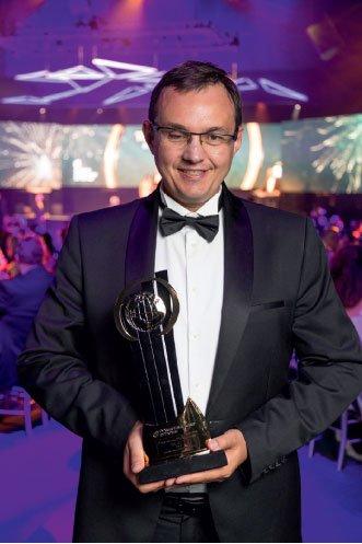 Piotr Krupa, Przedsiębiorca Roku 2017
