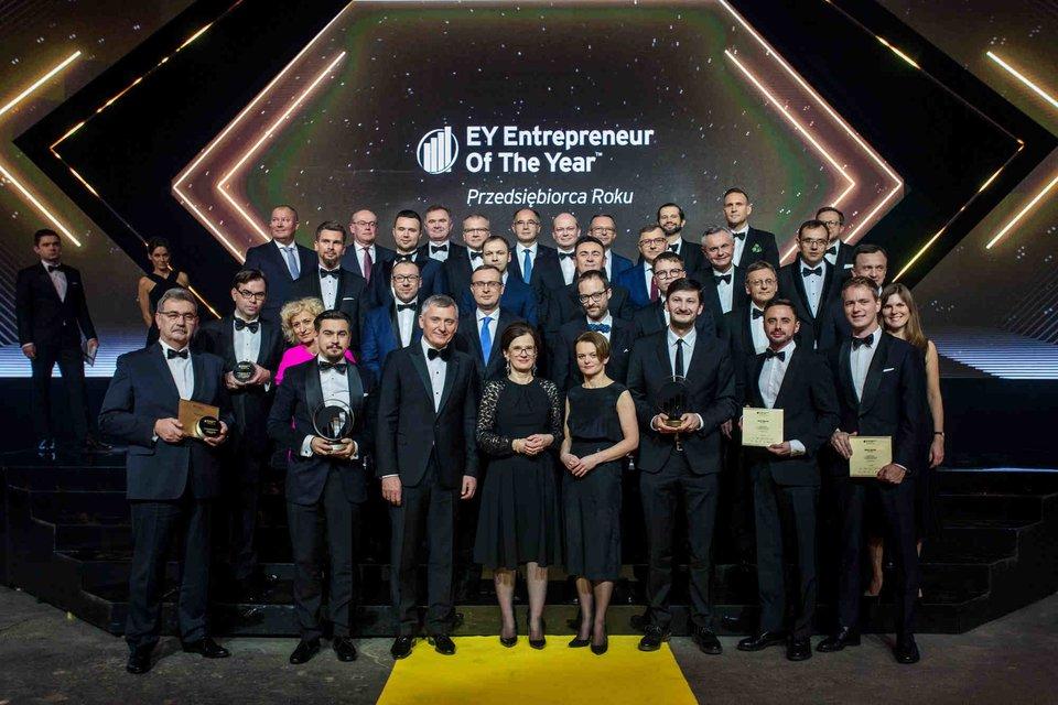 17. polska edycja konkursu EY Przedsiębiorca Roku