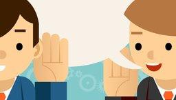 Jak być lepszym słuchaczem izadawać właściwe pytania?