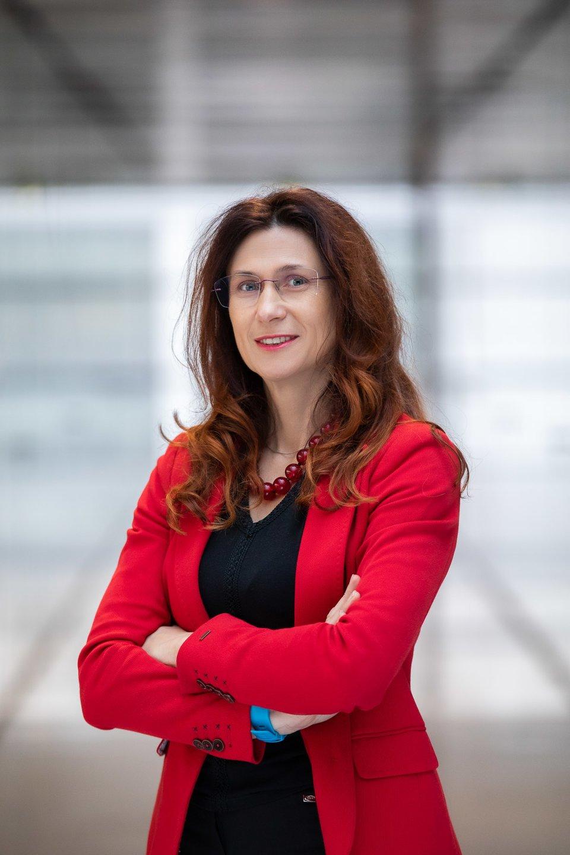 Zofia Dzik, pionierka rynku Fintech wPolsce iEuropie Środkowo‑Wschodniej