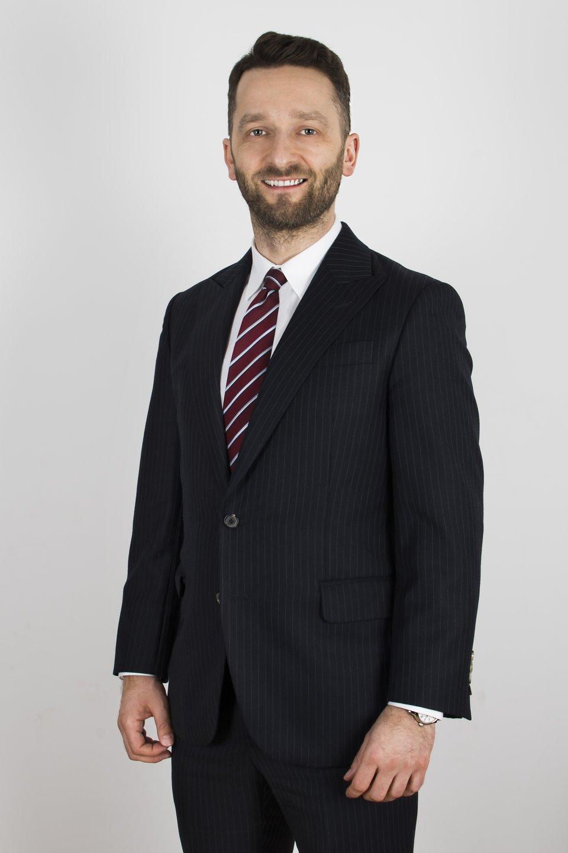 Konrad Wiśniowski, prezes zarządu GRENKE Polska