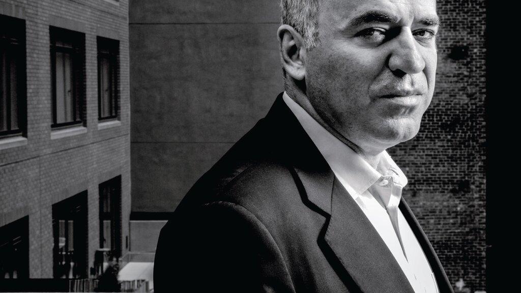 Garri Kasparow: trzeba się nieustannie uczyć
