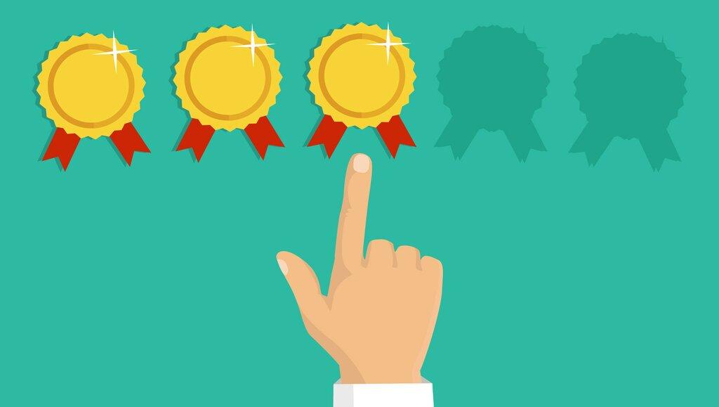 Odpowiadaj na recenzje klientów, azdobędziesz lepszą ocenę