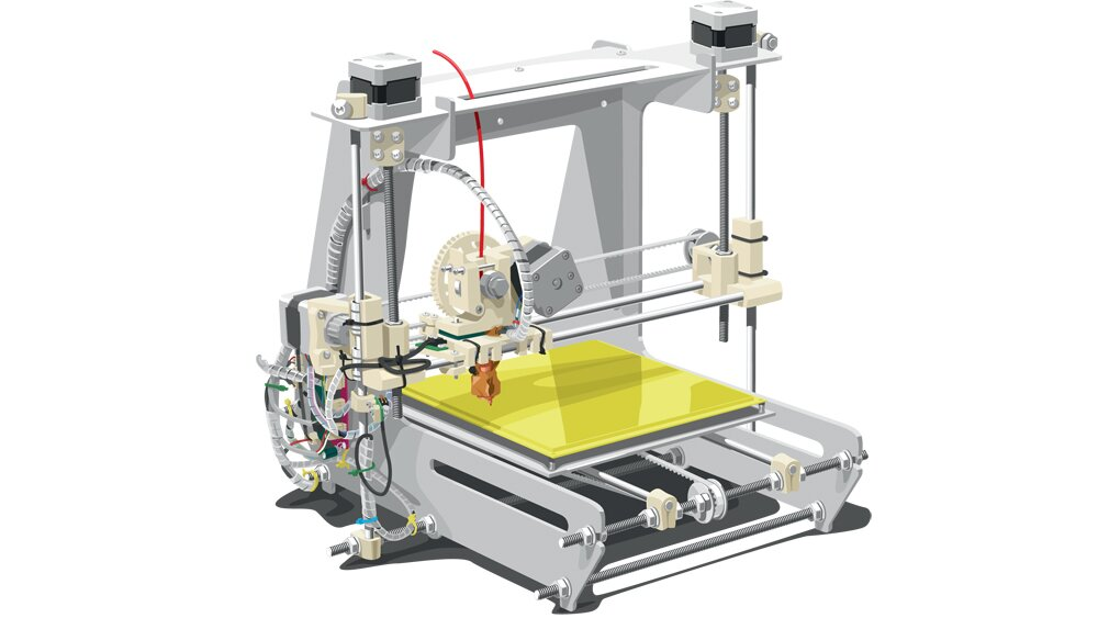 Rewolucja pod sztandarami druku 3D