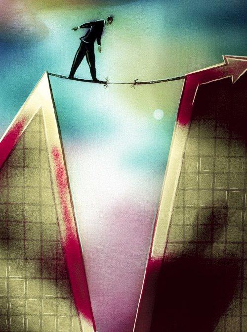 Jak ocalić swoją karierę wczasach recesji