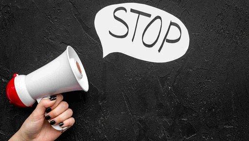 Jeżeli chcesz, żeby ludzie zaczęli cię słuchać, przestań gadać