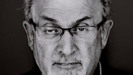 Salman Rushdie: pisanie jest powołaniem