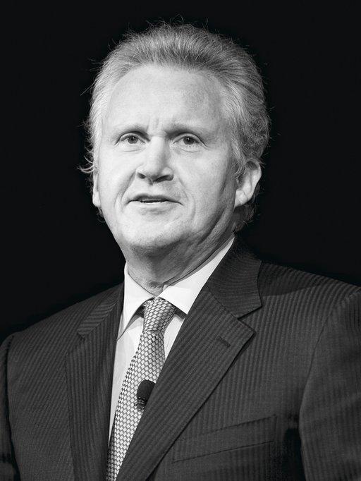 Prezes GE radzi, jak przywrócić impet przemysłowi