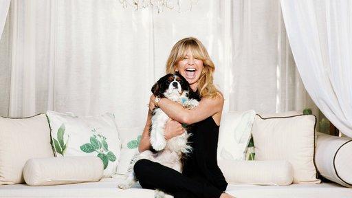 Goldie Hawn: jeżeli wiesz, kim jesteś, to znasz swoją drogę do sukcesu