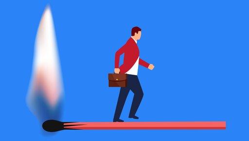Jak pomóc zespołowi radzić sobie zwypaleniem zawodowym, jeśli sami na nie cierpimy?