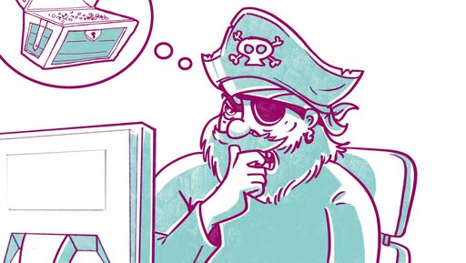Czego dawni piraci mogą nas nauczyć oprojektowaniu stanowisk pracy